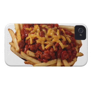 Chili cheese fries iPhone 4 case