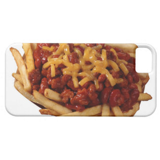 Chili cheese fries iPhone SE/5/5s case