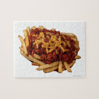Chili cheese fries puzzle