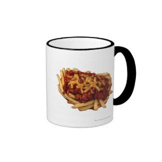 Chili cheese fries ringer mug