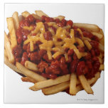 Chili cheese fries tile