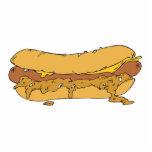 chili cheese hot dog photo cutouts
