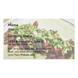 Chili Chillies Burrito Business Card
