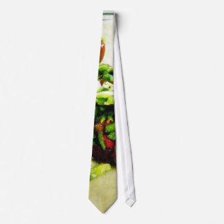 Chili Chillies Burrito Tie