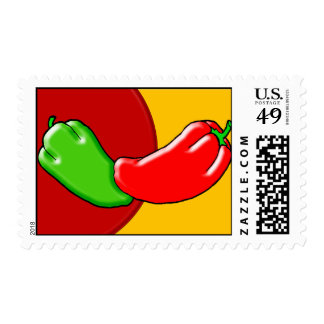 Chili Cook Off Stirring The Pot Postage