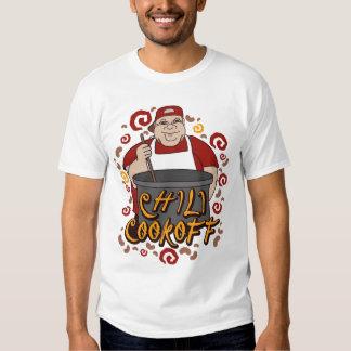 Chili Cookoff Shirts