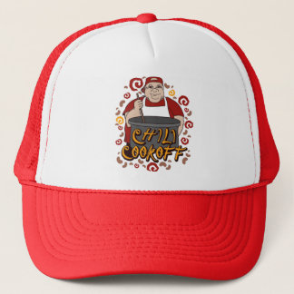 Chili Cookoff Trucker Hat