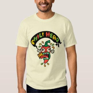 chili headz shirt