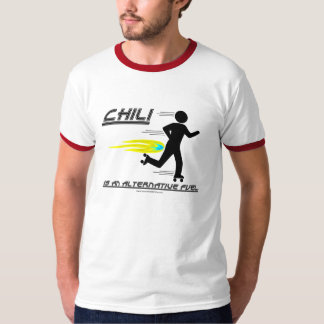 Chili Is an Alternative Fuel T-Shirt