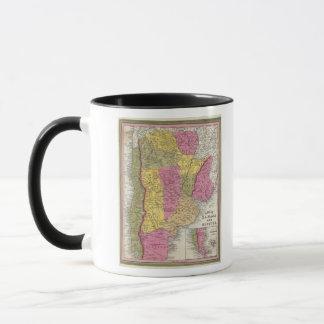 Chili, La Plata And Uruguay Mug
