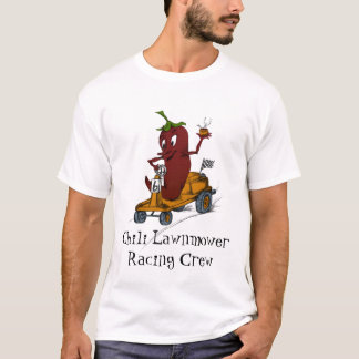 Chili Lawnmower T-Shirt