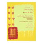 Chili Lemon Wedding Invitation 3