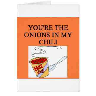 CHILI lovers Cards