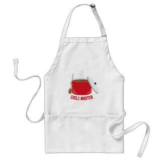 Chili Master Adult Apron