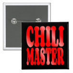 Chili Master in Red Button