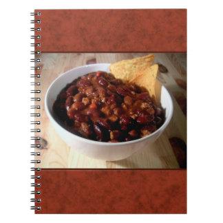 Chili Notebook