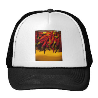 Chili oil trucker hat