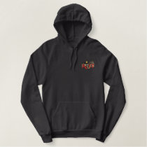 Chili Pepper Cowboys Embroidered Hoodie