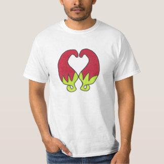 Chili Pepper Love T-Shirt