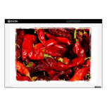 Chili Pepper Red Hot Decals For Laptops