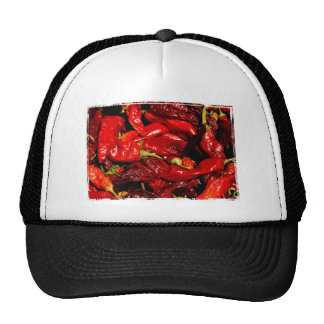 Chili Pepper Red Hot Hat
