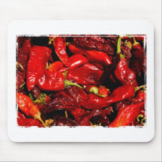 Chili Pepper Red Hot Mouse Pads