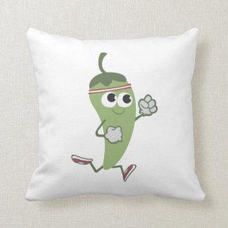 Chili Pepper Runner Pillows