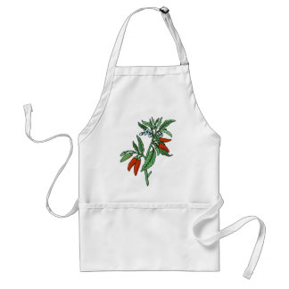 Chili Peppers Aprons