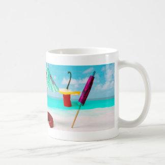 Chili Peppers By The Sea Coffee Mug