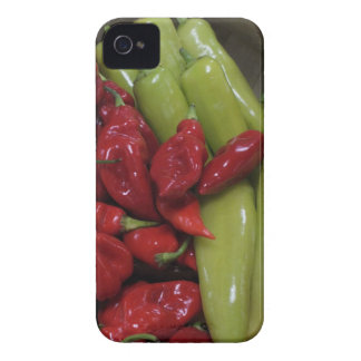 Chili Peppers iPhone 4 Case-Mate Cases