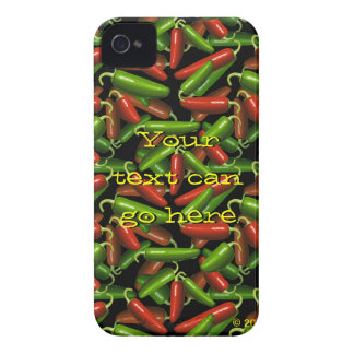 Chili Peppers Case-Mate iPhone 4 Case