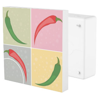 Chili Peppers Creative Pattern Outlet Cover