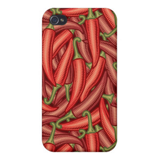 Chili Peppers iPhone 4/4S Case
