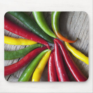 Chili Peppers Mousepads