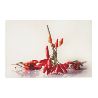 Chili Peppers Placemat