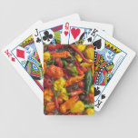 Chili Pile Poker Cards