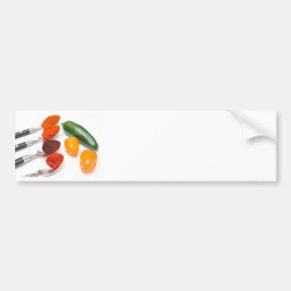 Chili Powder Bumper Sticker