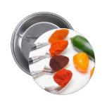 Chili Powder Pinback Buttons