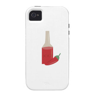 Chili Sauce Vibe iPhone 4 Case