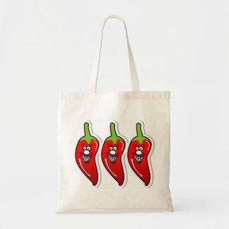 Chili Smile *Budget Tote 1