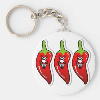 Chili Smile *Keychain Keychain