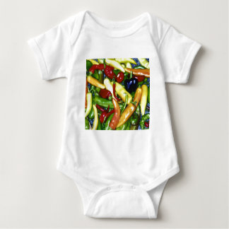 Chilies Baby Bodysuit