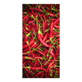 Chilies Card