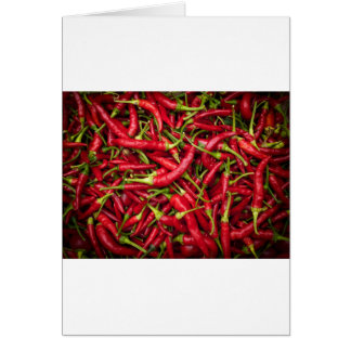 Chilies Cards
