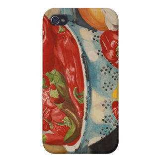 Chilies! Covers For iPhone 4