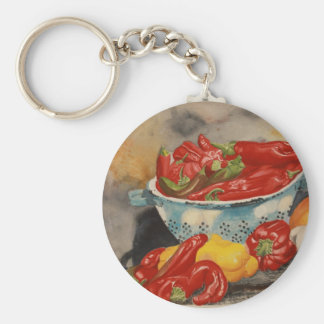 Chilies! Keychains