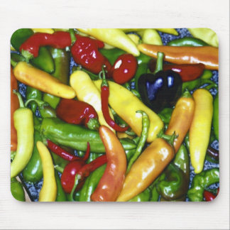 Chilies Mouse Pad