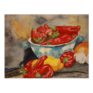 Chilies Post Card