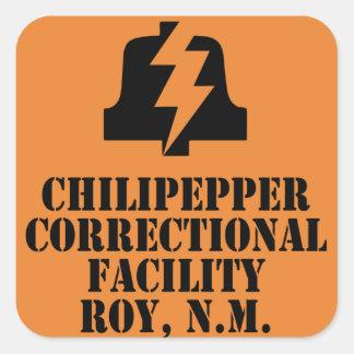 Chilipepper Correctional Facility Sticker