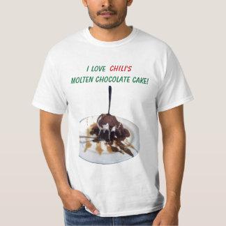 Chili's Chocolate Molten Cake T-Shirt